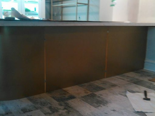 Counter covering