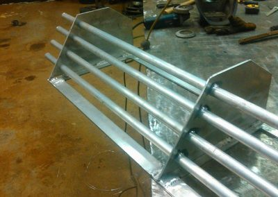 Roof Ice Guards