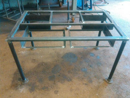 Table Frame with drawer